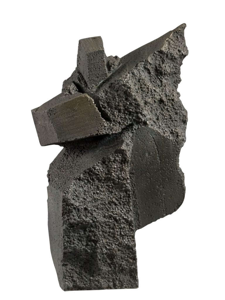 Taichi Series, 1998, 65.2x39.2x37.5cm, 47.3kg, Ed2-8, Bronze
