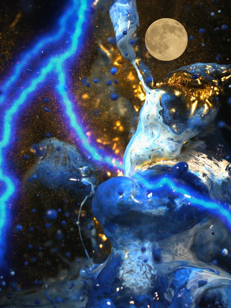 Japan S Hypnotic Cosmic Blooms Singart
