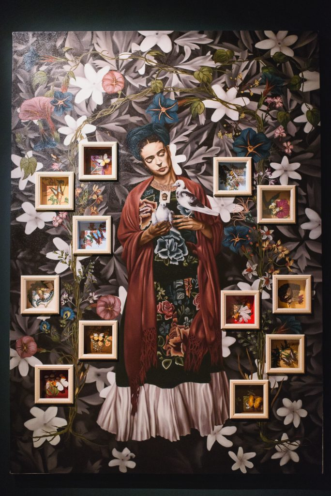 Geraldine Javier_Ella Amo' Apasionademente y Fue Correspondida (For She Loved Fiercely