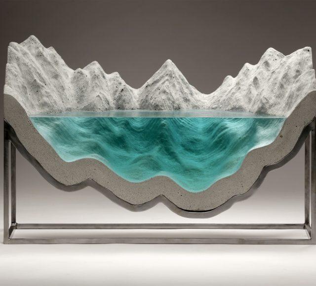 A Kiwi S Way Of Breaking Art Glass Ceilings Singart